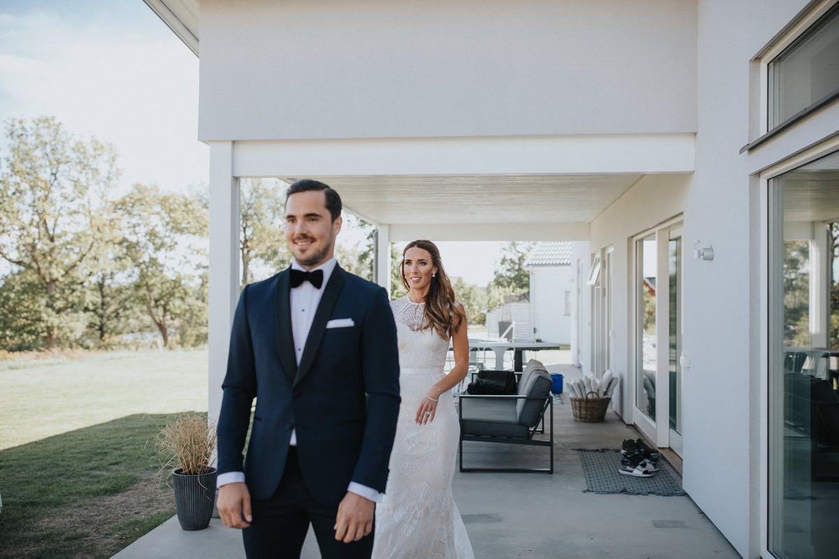 first look bröllop karlstad