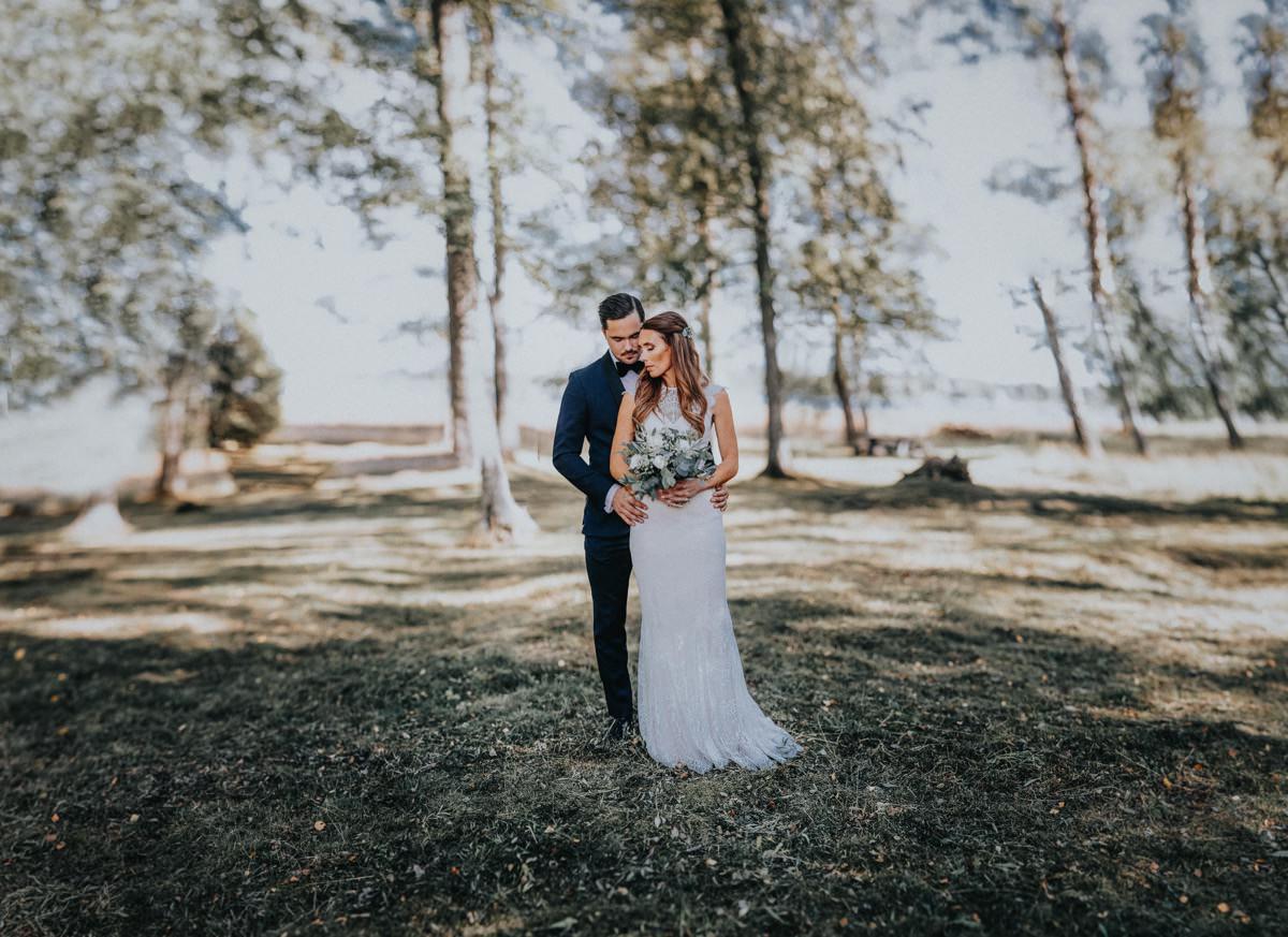 NHL bröllop Marcus johansson