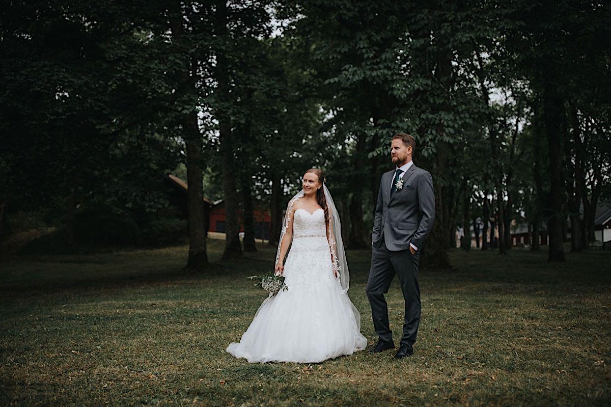 Bröllopsfotograf baldersnäs