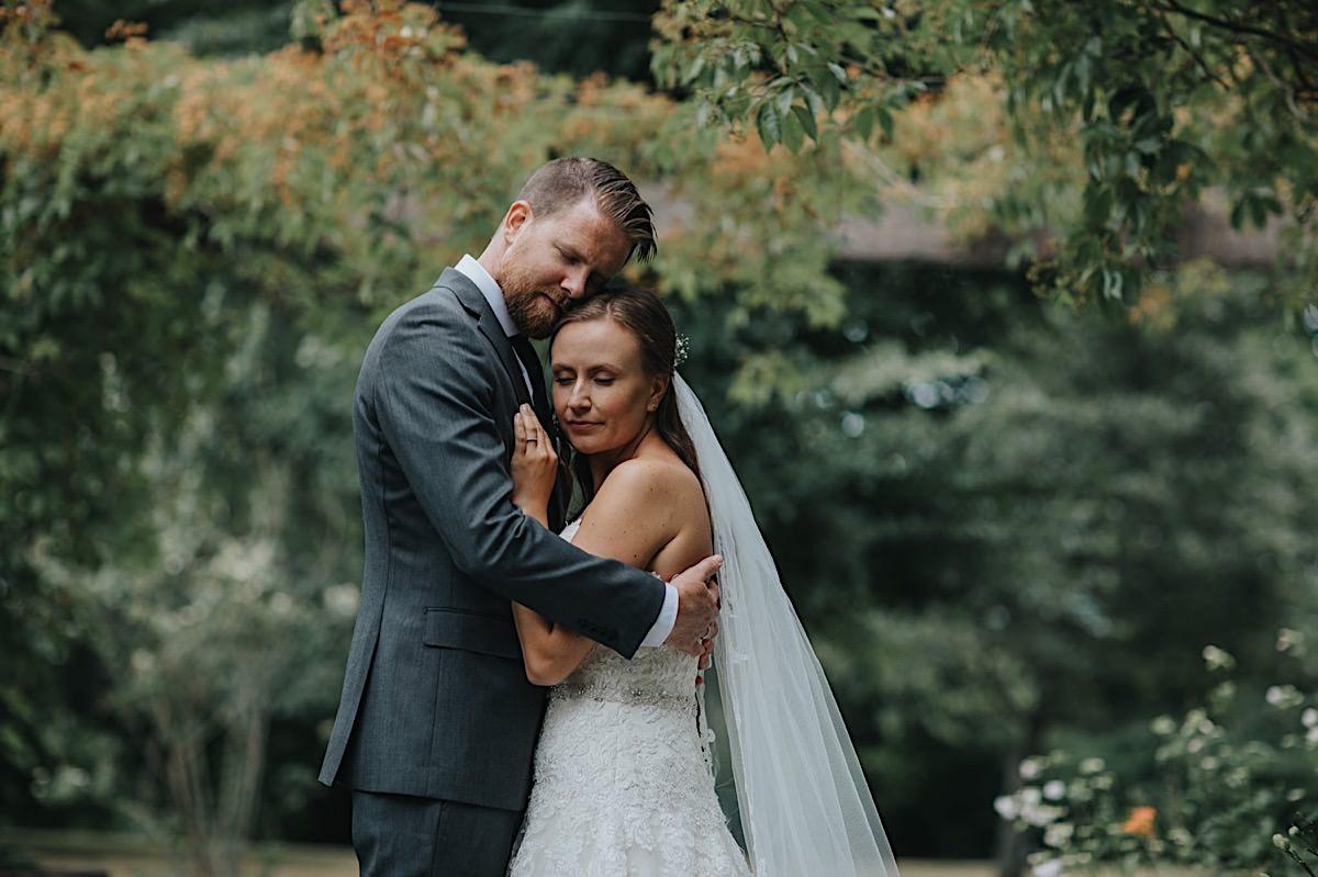 Bröllopsfotograf Mari & Martin i Steneby & Baldersnäs