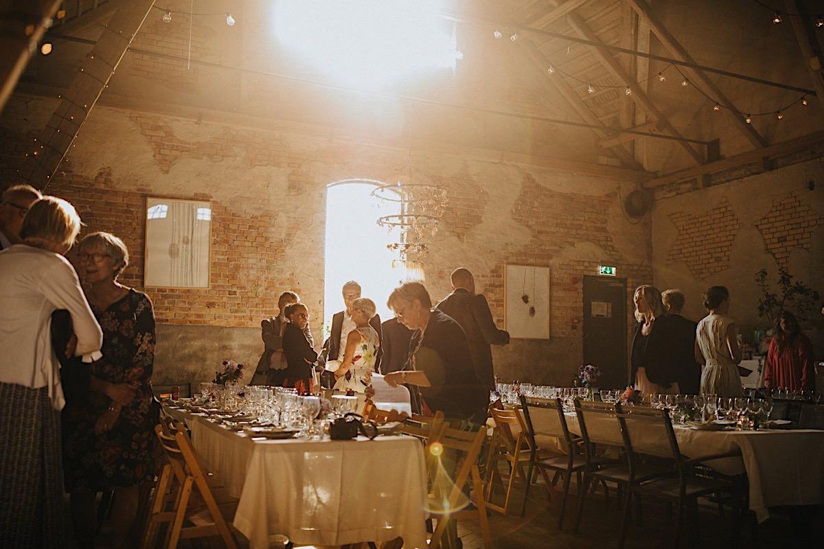 Mårtenpers bo bröllop